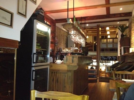 Kagetsu : nice interior and ambience