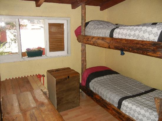 Hostel Casa del Pueblo: Rustic 4 bed dorm
