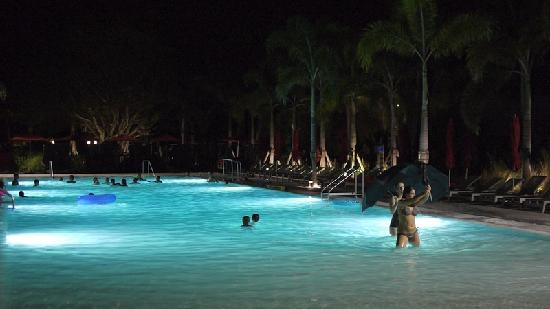 Evening Show Picture Of Club Med Sandpiper Bay Port