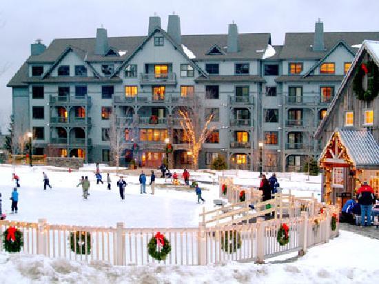 Stratton Mountain Resort: The Commons at Stratton Mountain