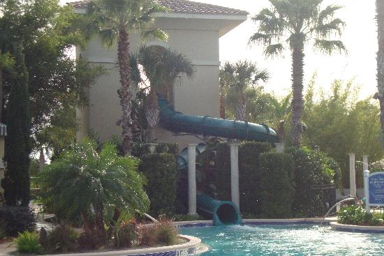 Water Slide Picture Of Omni Orlando Resort At