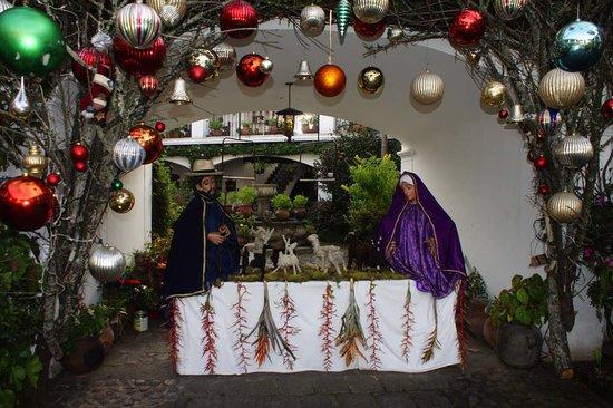 Santo Tomas Hotel: Bientôt Noël à l'hötel Santo Tomas