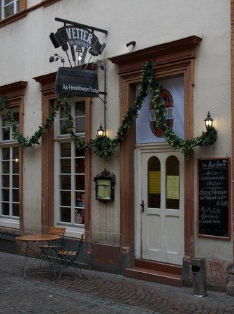 Vetter's Alt Heidelberger Brauhaus : Vetter Brauhaus