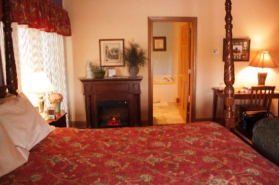 Scottish Bed & Breakfast: Room2