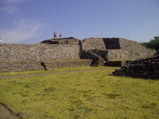 La Campana: ruines