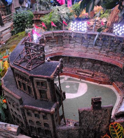 Nybg Holiday Train Show Picture Of New York Botanical Garden Bronx Tripadvisor