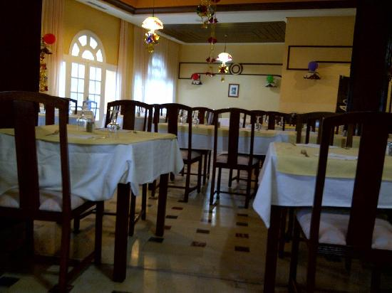 Ain Draham, Tunesien: Le restaurant