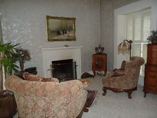 Morgan Samuels Inn: Morgan Suite