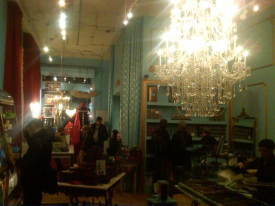 MarieBelle Cacao Bar and Tea Salon : Marie Belle