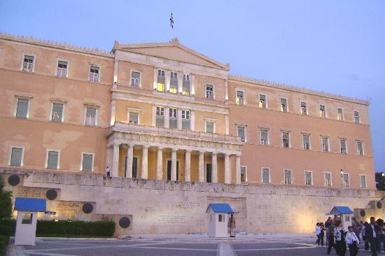 Titania Hotel: El Parlamento