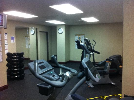 Delta Hotels by Marriott Calgary Airport In-Terminal: gym