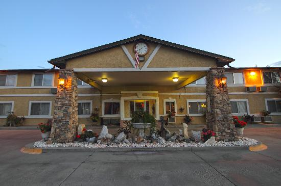 Browns Canyon Inn: Welcome home!