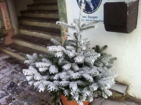 Hotel St. Georg: Christmas magic at St Georg