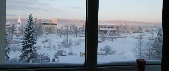 SpringHill Suites by Marriott Fairbanks: A room with a view