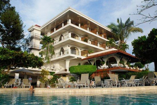 La Mariposa Hotel: Main Building