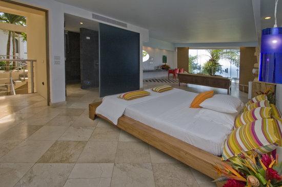 La Mariposa Hotel: Premier Ocean view interior