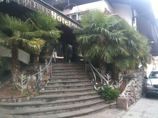 Hotel Gstör : entrata