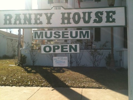The Raney House Museum Foto