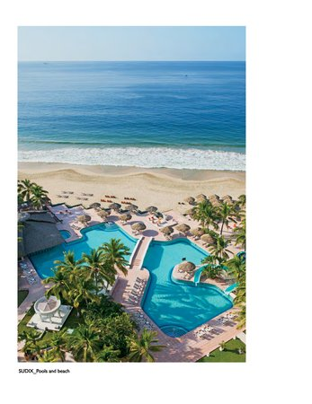 Sunscape Dorado Pacifico Ixtapa : Ocean View from a guestroom