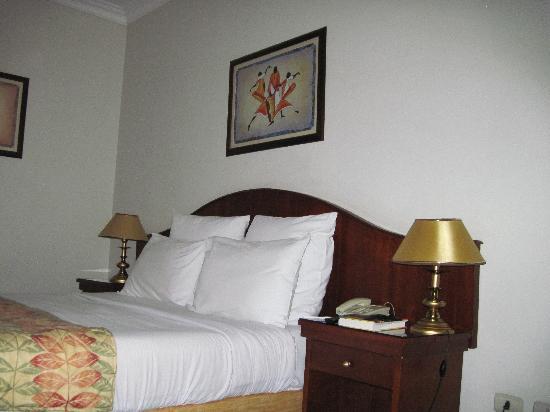 Grand Pyramids Hotel: Nice room