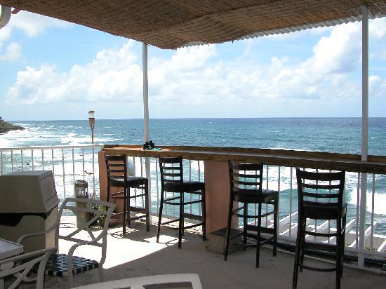 Kikita Beach Guest House Bar y Grill: Restaurant