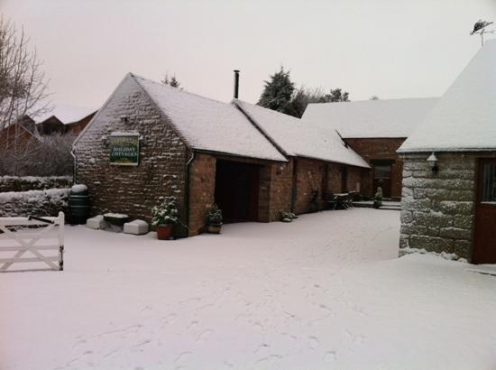 Rock House Farm Holiday Cottages: Dec 2012