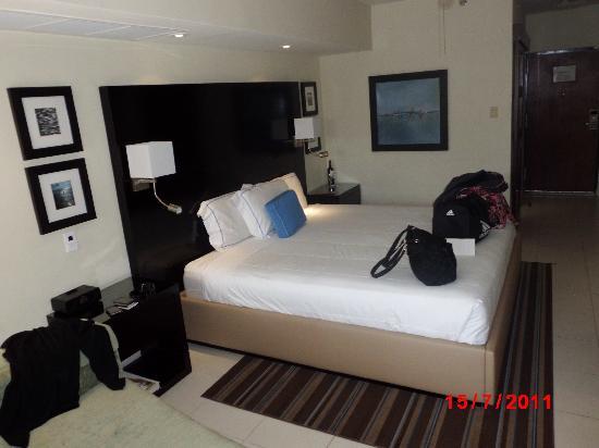 Bucuti & Tara Beach Resort Aruba: Garden view room