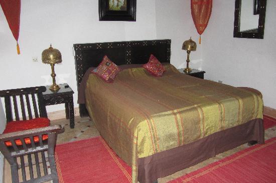 Dar Balthazar : Bedroom