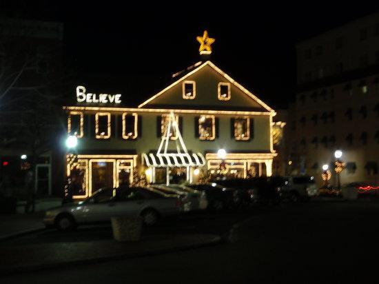 The Pub & Restaurant: Do You Believe?