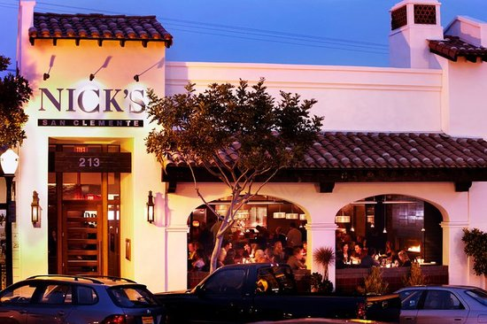 Italian Restaurants Near San Clemente