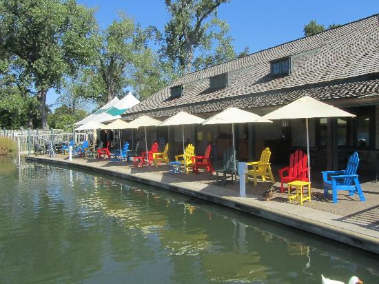 Saint Louis, MO: Boat House Restaurant