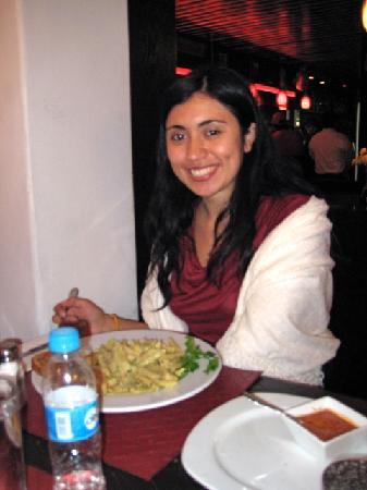 Santino Polanco: Pasta con pollo