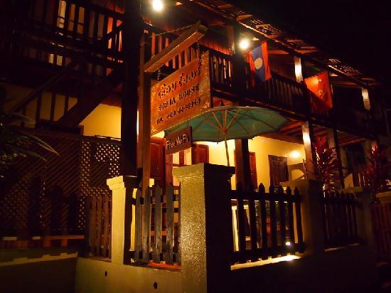 Sopha House: Nice