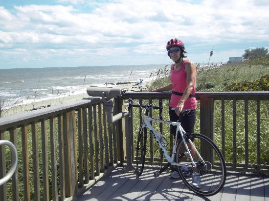 Hampton Inn Jupiter/Juno Beach: Good cycling