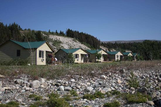 Glacier Cabins Picture Of St Mary Lodge Amp Resort Saint