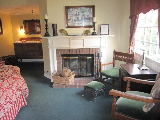 Ballard Inn: Fiesta Room