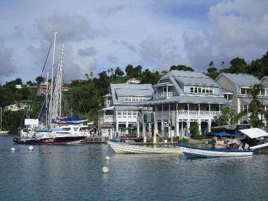 Marigot Bay!