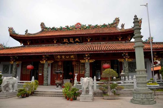 Chaozhou, Κίνα: Temple Building