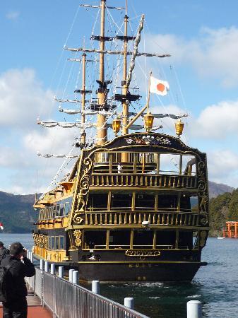 Hakone Pirate Ship: Sightseeing Cruise