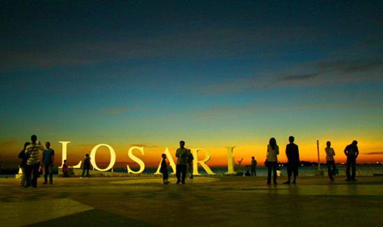 Losari Beach: LOSARI LOGO