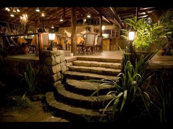 Restaurante Toscanelli Brasil : Ristorante Toscanelli Sagù Mini Resort