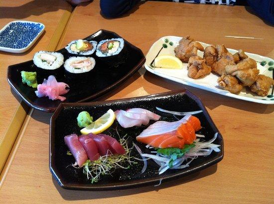 Kohan Restaurant: Japanese fare