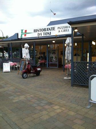Ristorante Pizzeria Paradiso Da Toni: Restaurant