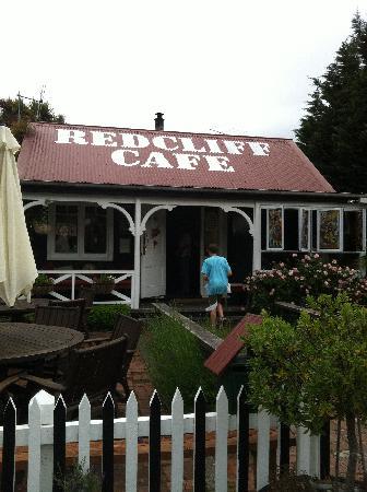Redcliff Restaurant & Bar: Restaurant