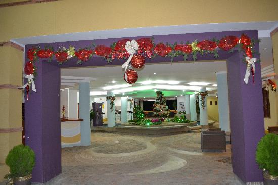 Hotel Kokobay: Lobby