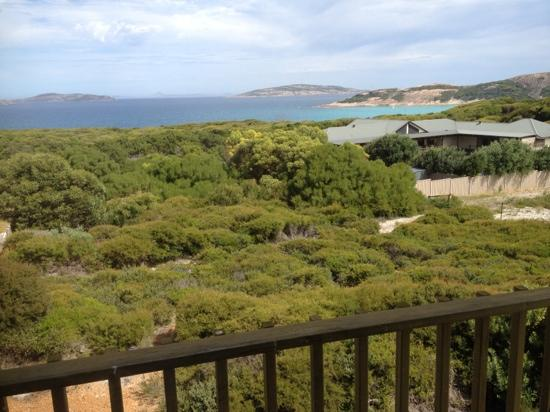 Esperance B & B by the Sea: View from our room