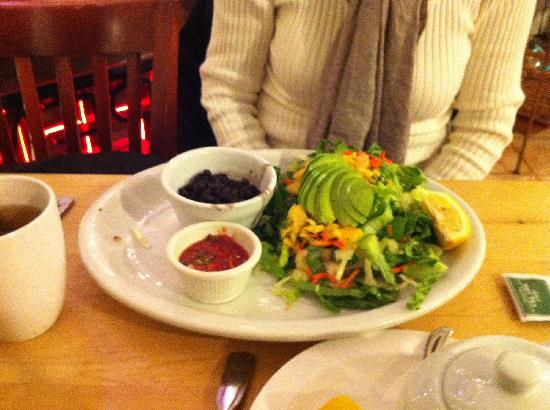 Blue Sky Bistro on the Bay: Fish Tacos