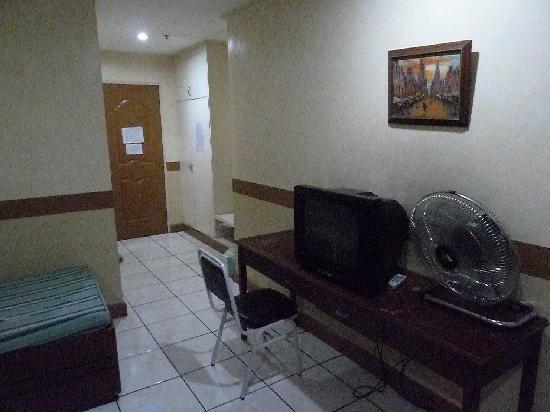 La Brea Inn: Zimmer 407 - 2