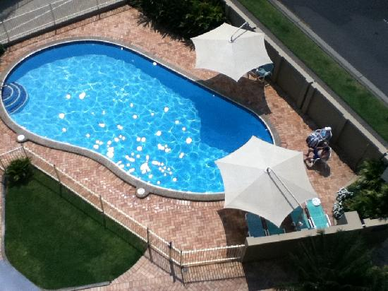 Burleigh Heads, Australia: Time for a swim