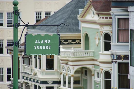 Painted Ladies: Der Alamo Square